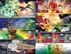 Комикс Вселенная DC. Rebirth. Флэш. Книга 4. Беги без оглядки источник Flash