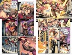 Комикс Вселенная DC. Rebirth. Флэш. Книга 4. Беги без оглядки жанр Боевик, Боевые искусства, Приключения, Супергерои и Фантастика