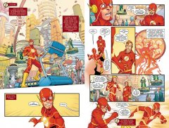 Комикс Вселенная DC. Rebirth. Флэш. Книга 4. Беги без оглядки издатель Азбука-Аттикус