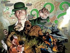 Комикс Вселенная DC. Rebirth. Бэтмен. Книга 4. Война Шуток и Загадок издатель Азбука-Аттикус