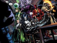 Комикс Вселенная DC. Rebirth. Лига Справедливости против Отряда Самоубийц издатель Азбука-Аттикус