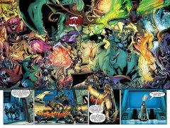 Комикс Вселенная DC. Rebirth. Лига Справедливости против Отряда Самоубийц жанр Боевик, Боевые искусства, Приключения, Супергерои и Фантастика
