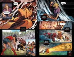 Комикс Вселенная DC. Rebirth. Чудо-Женщина. Книга 3. Истина жанр Боевик, Боевые искусства, Приключения, Супергерои и Фантастика
