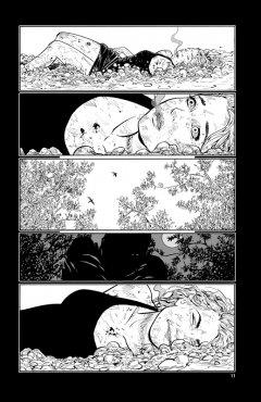 Комикс Воскресение Рэйчел. Том 1. жанр Ужасы, Мистика и Детектив