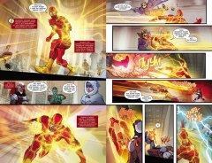 Комикс Вселенная DC. Rebirth. Флэш. Книга 3. Негодяи: перезарядка жанр Боевик, Боевые искусства, Приключения, Супергерои и Фантастика
