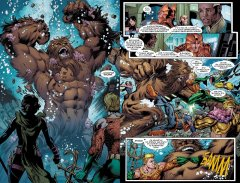 Комикс Вселенная DC. Rebirth. Аквамен. Книга 2. Восхождение Черной Манты издатель Азбука-Аттикус