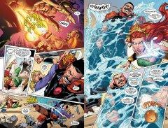 Комикс Вселенная DC. Rebirth. Аквамен. Книга 2. Восхождение Черной Манты жанр Боевик, Боевые искусства, Приключения, Супергерои и Фантастика
