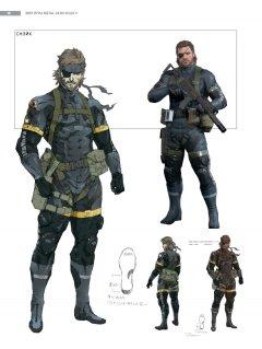 Артбук Мир игры Metal Gear Solid V издатель Xl Media