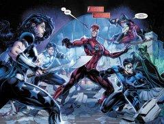 Комикс Вселенная DC. Rebirth. Титаны #0-1; Красный Колпак и Изгои #0 жанр Боевик, Боевые искусства, Приключения, Супергерои и Фантастика