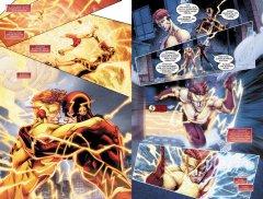 Комикс Вселенная DC. Rebirth. Титаны #0-1; Красный Колпак и Изгои #0 серия DC Comics и DC Rebirth