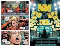 Комикс Вселенная DC. Rebirth. Бэтмен/Флэш. Значок (Бэтмен-версия) жанр Боевик, Боевые искусства, Приключения, Супергерои и Фантастика