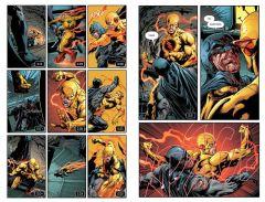 Комикс Вселенная DC. Rebirth. Бэтмен/Флэш. Значок (Бэтмен-версия) издатель Азбука-Аттикус