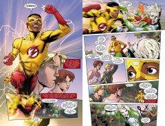 Комикс Вселенная DC. Rebirth. Флэш. Книга 2. Скорость тьмы источник Flash