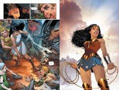 Комикс Вселенная DC. Rebirth. Чудо-Женщина. Книга 2. Год первый источник Чудо-женщина