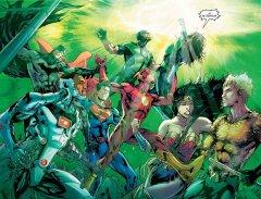 Комикс Вселенная DC. Rebirth. Лига Справедливости. Книга 2. Заражение источник Justice League