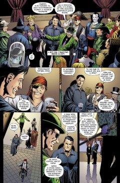 Комикс Бэтмен. Detective Comics. Укус акулы источник Batman