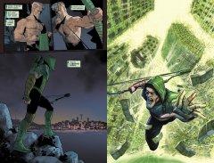 Комикс Вселенная DC. Rebirth. Зеленая Стрела. Книга 1. Смерть и жизнь Оливера Квина издатель Азбука-Аттикус