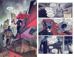Комикс Вселенная DC. Rebirth. Бэтмен. Ночь Людей-Монстров источник Batman