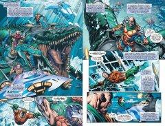 Комикс Вселенная DC. Rebirth. Аквамен. Книга 1. Погружение издатель Азбука-Аттикус