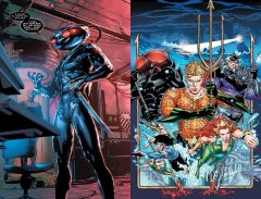 Комикс Вселенная DC. Rebirth. Аквамен. Книга 1. Погружение источник Aquaman