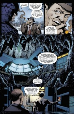 Комикс Бэтмен. Detective Comics. Разговор за двоих жанр Боевик, Боевые искусства, Детектив, Приключения, Супергерои и Фантастика