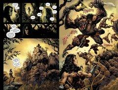 Комикс Вселенная DC. Rebirth. Чудо-Женщина. Книга 1. Ложь жанр Боевик, Боевые искусства, Приключения, Супергерои и Фантастика