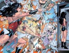 Комикс Вселенная DC. Rebirth. Чудо-Женщина. Книга 1. Ложь источник Чудо-женщина