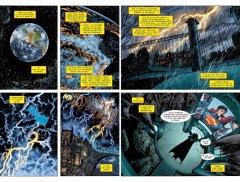 Комикс Вселенная DC. Rebirth (Сингл) серия DC Comics и DC Rebirth