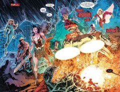 Комикс Лига справедливости. Книга 7. Война Дарксайда. Часть 2 источник Justice League