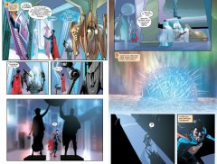 Комикс Супермен – Action Comics. Книга 3. Конец времен. издатель Азбука-Аттикус